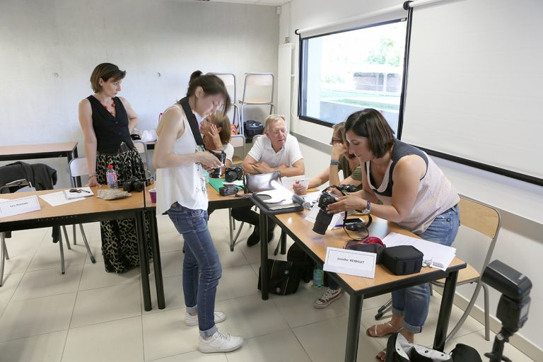 Atelier de cours Classephoto formation photo